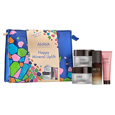 Ahava Holiday Minerals Brighten And Firm Set