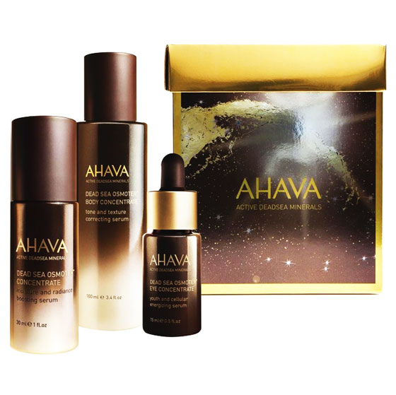 Ahava Forever Young Kit with Eye & Body Serum