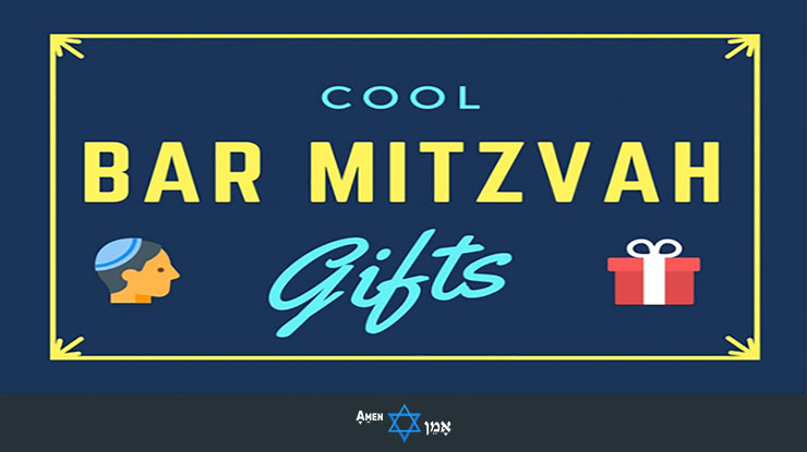 20+ Best Bar Mitzvah Gift Ideas for a 13 Year Old Boy (2019)