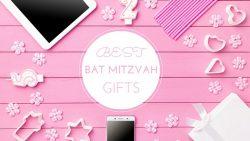 Bat Mitzvah Gift Guide