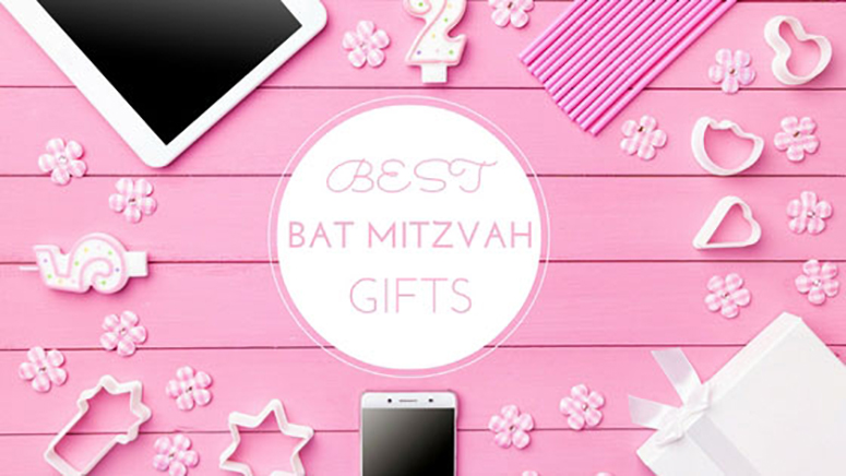 20+ Best Bat Mitzvah Gift Ideas for a Jewish Young Woman (2018)