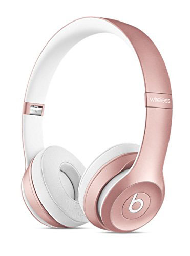Beats Solo 3 Wireless On-Ear Headphones - Rose Gold