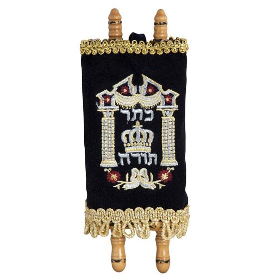Deluxe Torah Scroll Replica