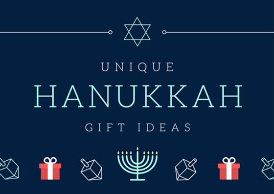 30 best hanukkah gift ideas for jewish friends adults kids hanukkah gift guide negle Gallery