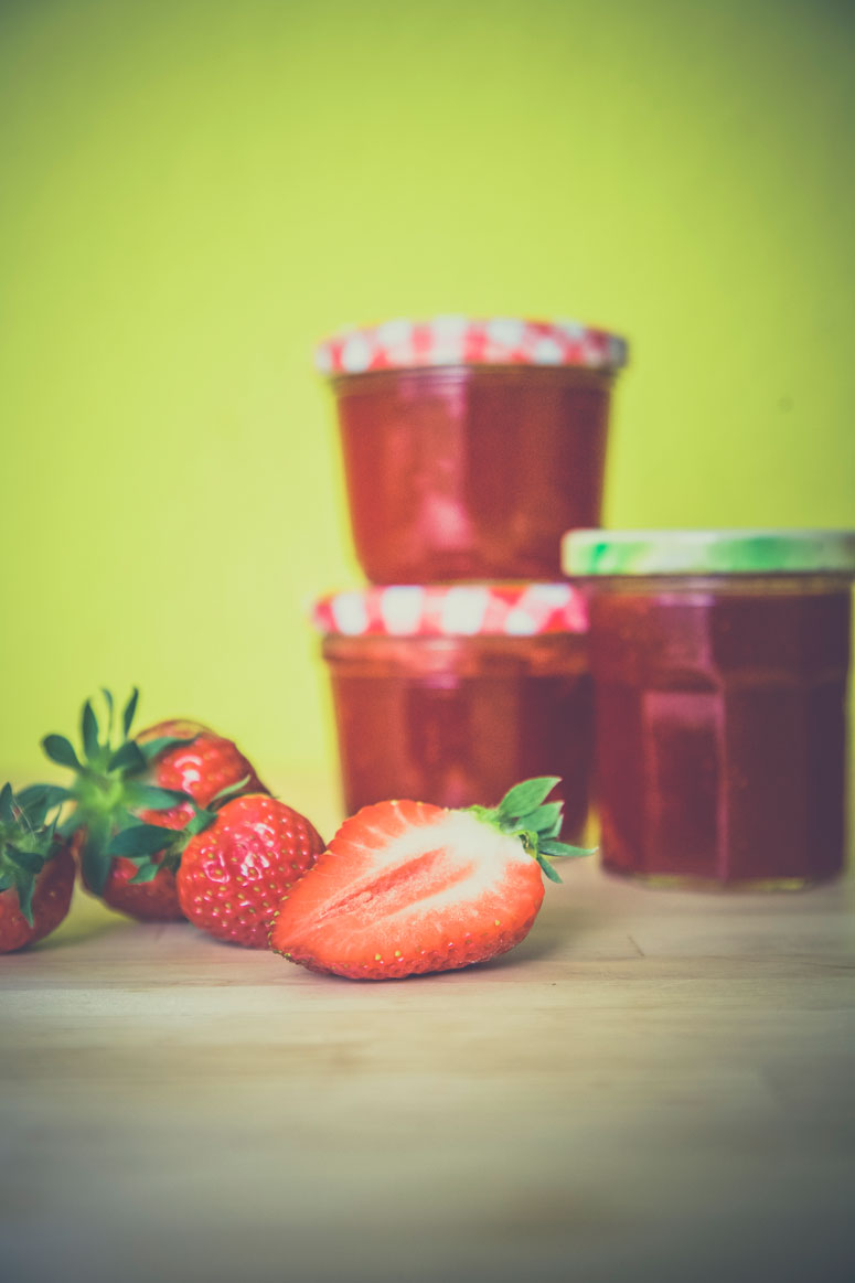 Homemade Strawberry Jelly