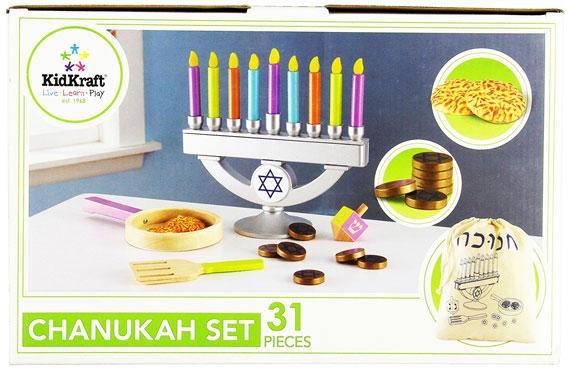 KidKraft Wooden Chanukah Set