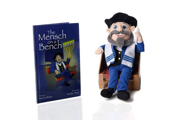 Mensch on a Bench