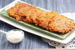 Jewish Potato Latkes