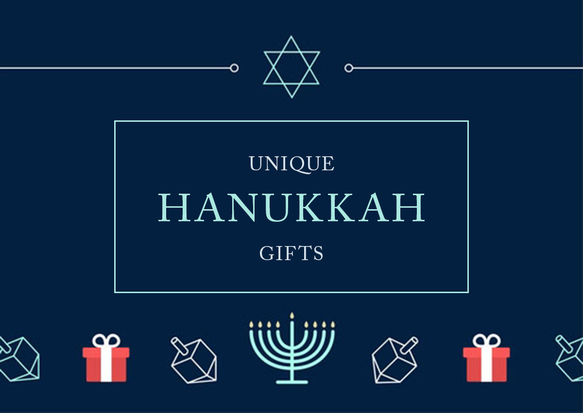 30 Best Hanukkah Gift Ideas For Jewish Friends Amp Family
