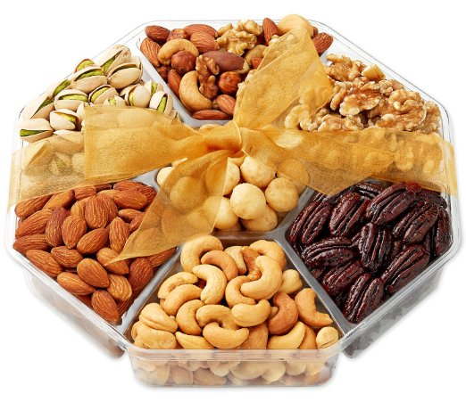 Hula Delights Deluxe Roasted Nuts Gift Basket