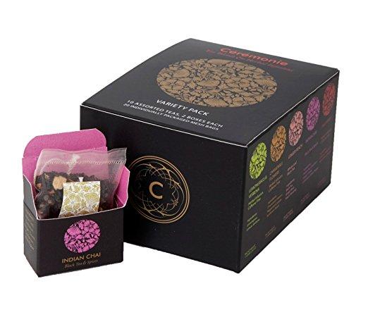 Mini Cube Variety Tea Gift Pack