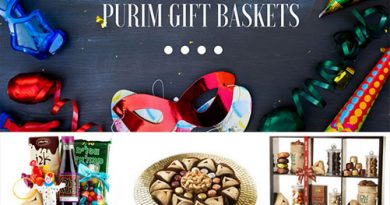 Purim Gift Baskets 3