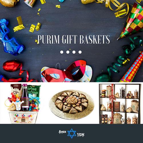 Purim Gift Baskets 3