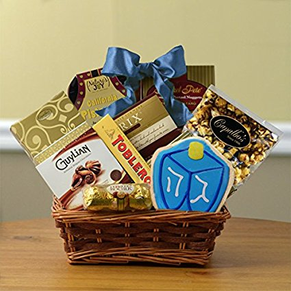 Purim Great Times Gourmet Gift Basket