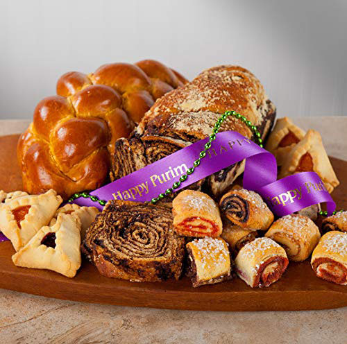 Purim Nosh Basket