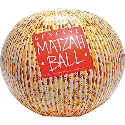 Passover Matzah Inflatable Ball