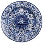 Spode Judaica Seder Plate