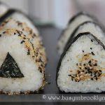 Sushi Hamantaschen (Onigiri)