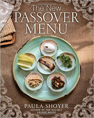 The New Passover Menu Cookbook