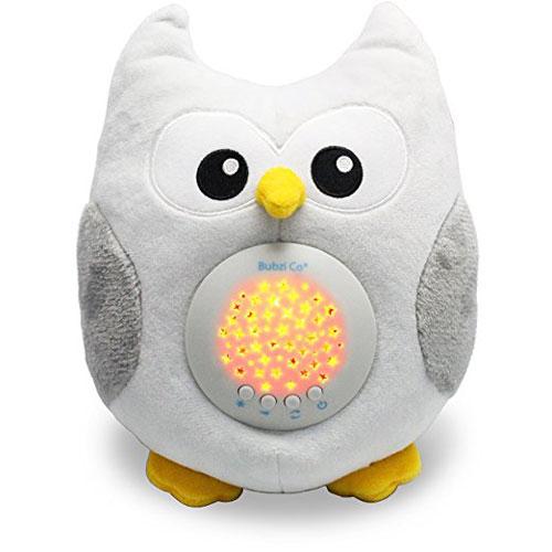 Bubzi White Noise Sound Machine Sleep Aid Night Light