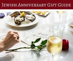 Jewish Anniversary Gift Guide