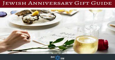 Jewish Anniversary Gifts