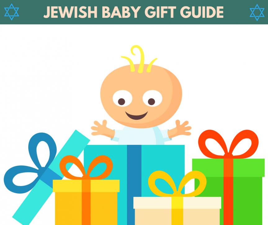 Jewish Baby Gift Guide