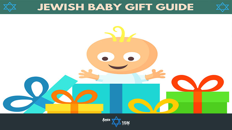 30 Best Jewish Baby Gifts For Bris Brit Milah Simchat Bat Naming Ceremony 2019