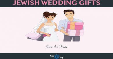 Jewish Wedding Gifts