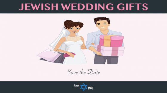 3a7db9a56f 30+ Traditional Jewish Wedding Gift Ideas the Jewish Couple will LOVE (2019)