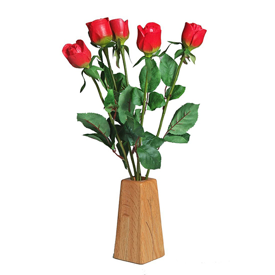 JustPaperRoses Wood Roses