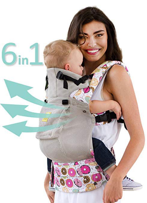 Lillebaby Ergonomic Baby Carrier