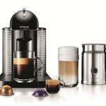 Nespresso VertuoLine Coffee & Espresso Maker with Aeroccino Plus Milk Frother