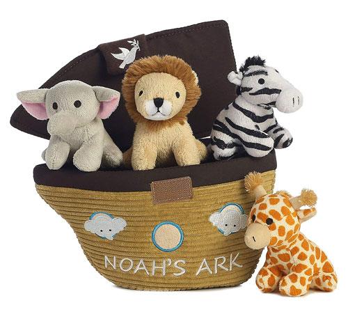 Noahs Ark Playset