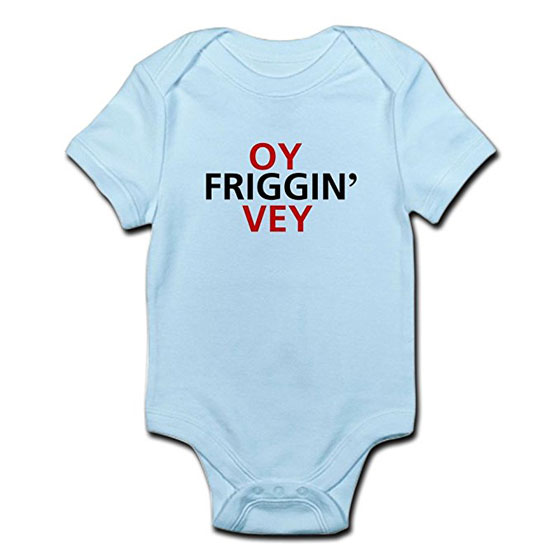 Oy Friggin Vey Infant Bodysuit
