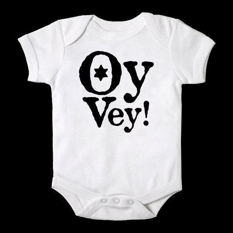 Oy Vey Baby Onesie
