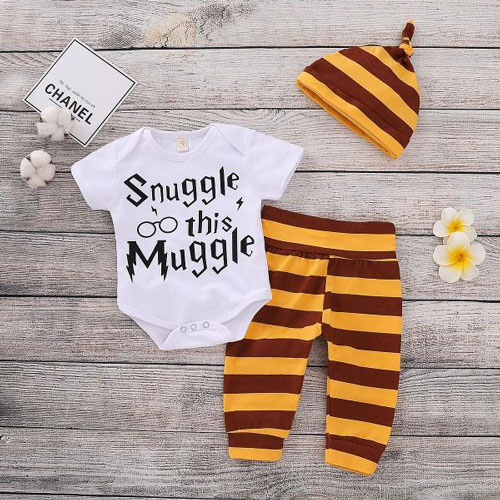 Snuggle This Muggle Bodysuit