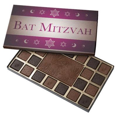 Bat Mitzvah Assorted Chocolates