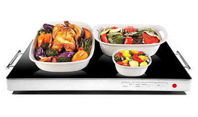 Chefman Electric Warming Tray2