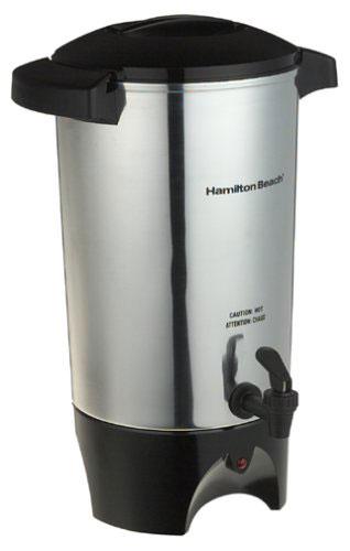 Hamilton Beach 42 Cup Coffee Urn