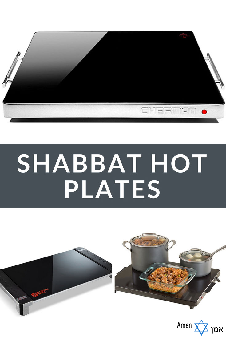 Shabbat Hot Plates