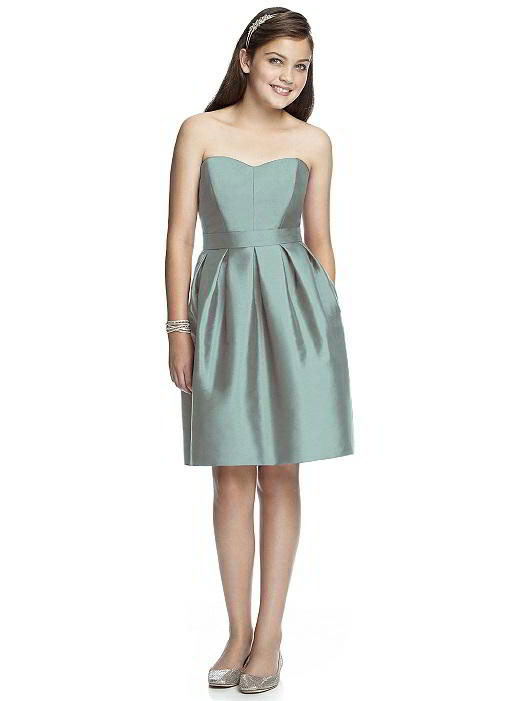 Junior Bat Mitzvah & Bridesmaid Dress JR522