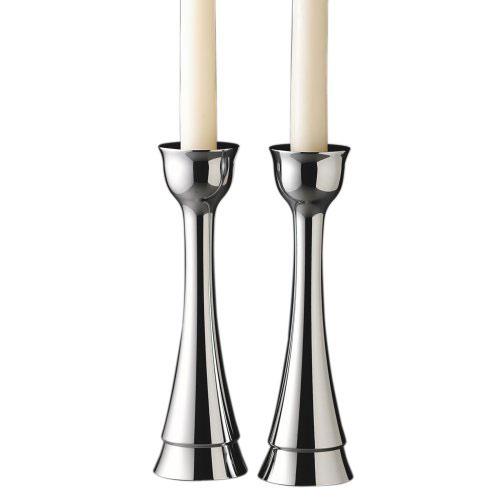 Nambe Sabbath 8 inch Candlesticks