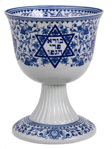 Spode Judaica Kiddush Cup