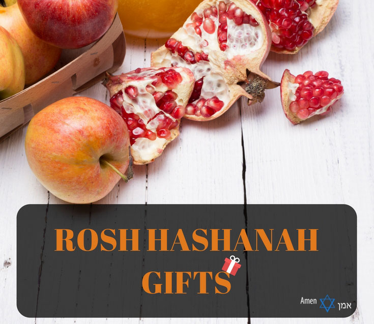 20 Best Rosh Hashanah Gift Ideas For The Jewish New Year 2018