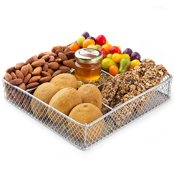 Rosh Hashanah Wired Gift Tray
