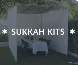 Easy Sukkah Kits