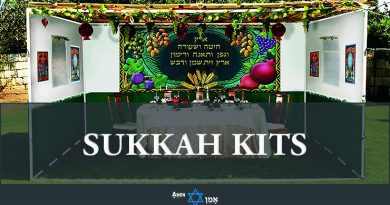 Sukkah Kits For Sukkot