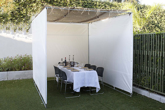 Thesukkahspot Easy To Build Sukkah