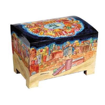 Yair Emanuel Etrog Box Jerusalem